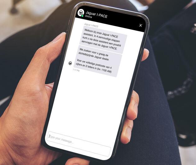 chatbot-jaguar-mobile