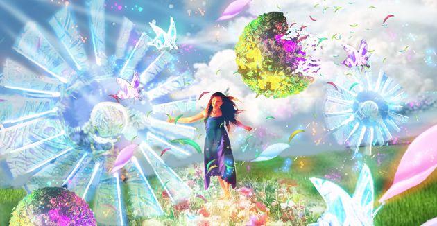 Child of Eden preview: net zo speelbaar met Kinect als zonder en magisch mooi