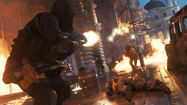 cod-Modern Warfare
