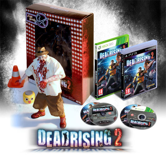Collector's Editions alom: Epic Mickey, Enslaved, Dead Rising en Castlevania