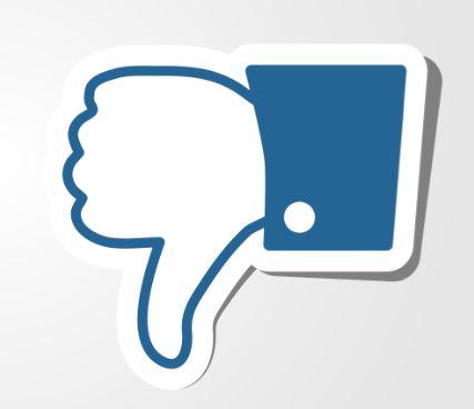 Consument houdt niet van reclame op Facebook