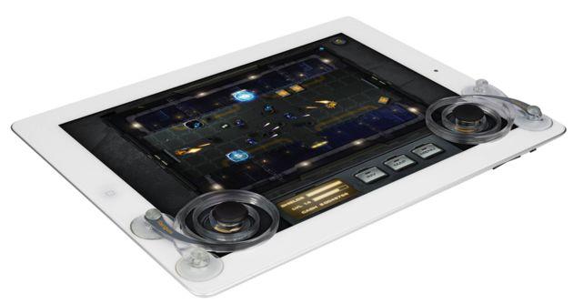 Controller maakt van iPad een gameconsole