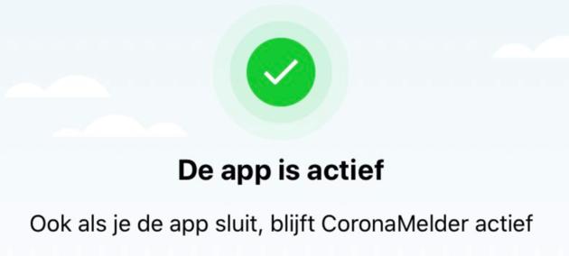Coronamelder_actief