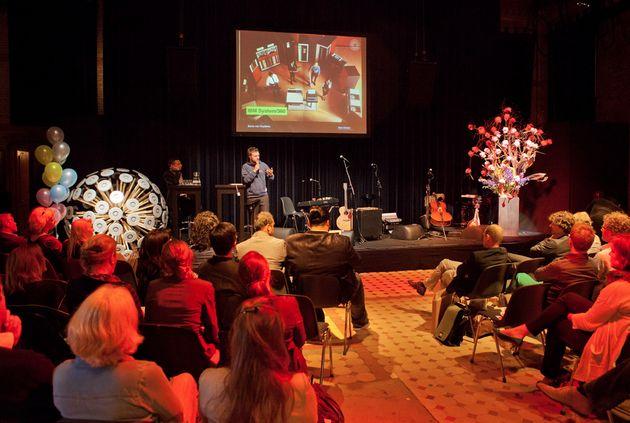 Creativity Now licht 'De Lichtfabriek' in Haarlem op
