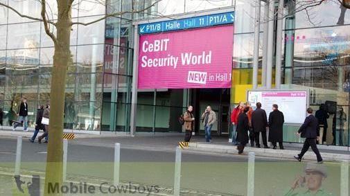 Crisis duidelijk te merken op CeBIT