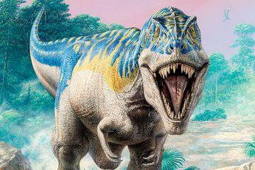 Crowdfunding voor Tyrannosaurus Rex