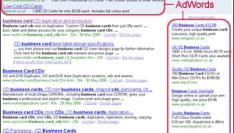 Cybercriminelen mikken op Google Adwords