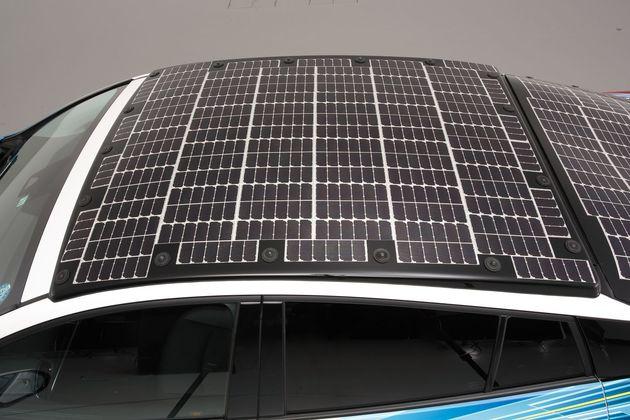 Dak Prius Solar