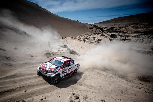 Dakar-shots
