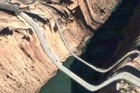 Dalí-achtige beelden via Google Earth