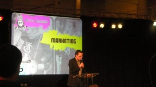 DC Boulevard @ Dutch Bloggies Den Haag categorie Marketing