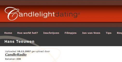 DC7: Top 7 informercials op Candlelightdating.nl