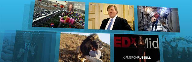 De 10 beste online video's van 2013