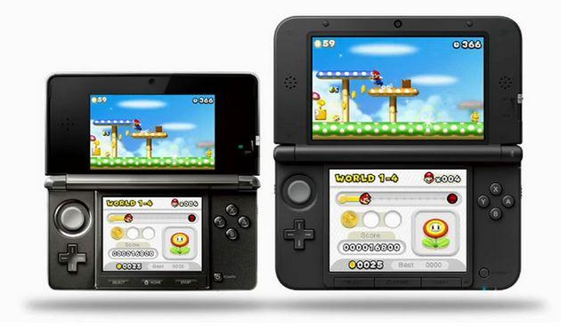 De 3DS XL: over een maand is (bijna) alles dubbel