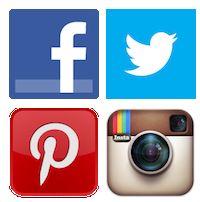 De belangrijkste gebeurtenissen op social media in 2012 [Infographic]
