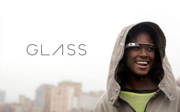 De eerste Google Glass at Work partners