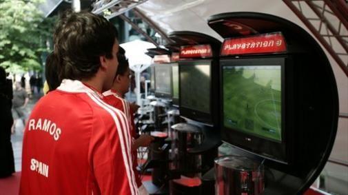 De Fifa interactive world player 2008
