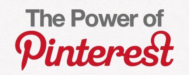 De kracht van Pinterest [infographic]