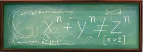 De laatste stelling van Fermat