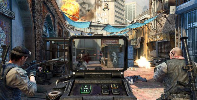 De Multiplayer van Call of Duty: Black Ops 2 gaat toch weer wat stapjes verder