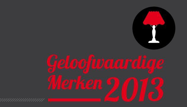 De Nederlandse Hartstichting is het meest Geloofwaardige Merk van 2013