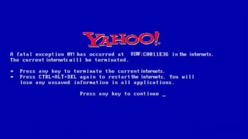 De photoshop gevolgen van een mogelijk MS-Yahoo deal
