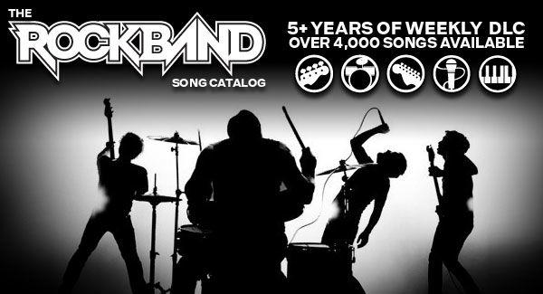 De Rock Band show komt ten einde: geen nieuwe nummers meer na april