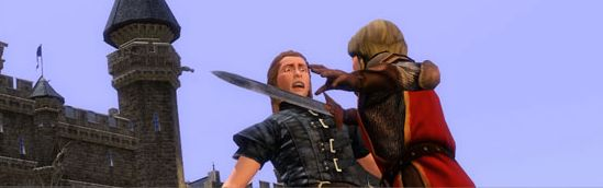 De Sims gaan terug naar de Middeleeuwen