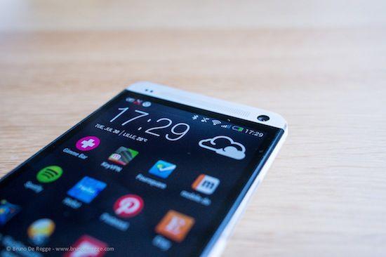 De switch van iPhone naar Android, of Windows Phone getest