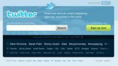 De totale onverschilligheid op Twitter