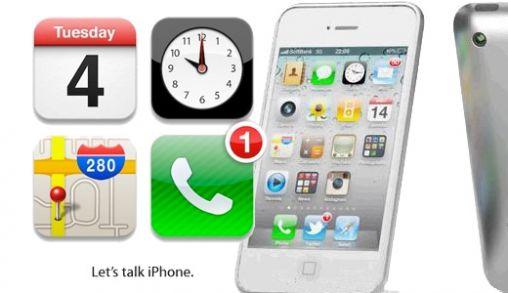 De uitgelekte iPhone 4S specs