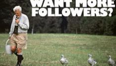 De waanzin van een miljoen Followers op Twitter