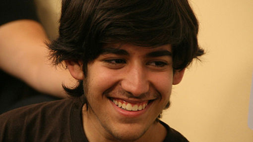 De website van Aaron Swartz leeft nog