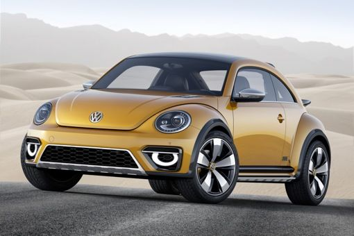 De wedergeboorte van de VW Dune