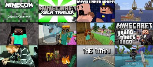 De wereld van Minecraft: 'Spirited Away'