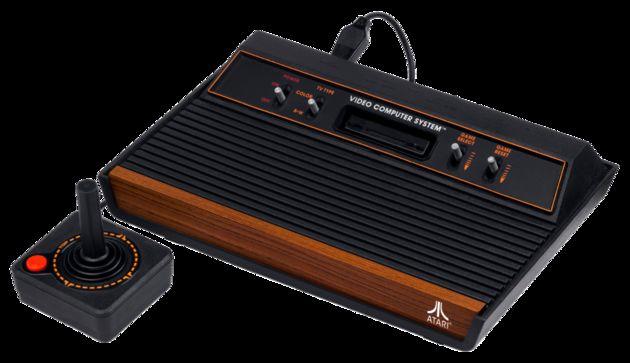 De worsteling van Atari