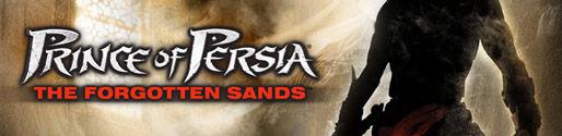De zandloper is half vol bij Prince of Persia: The Forgotten Sands