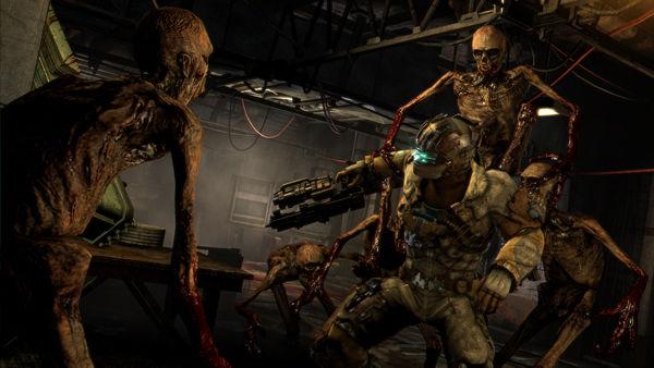 Dead Space 3 lijkt te berekend om je nog bang te maken