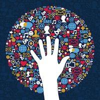 Demografische gegevens gebruikers op social media [Infographic]