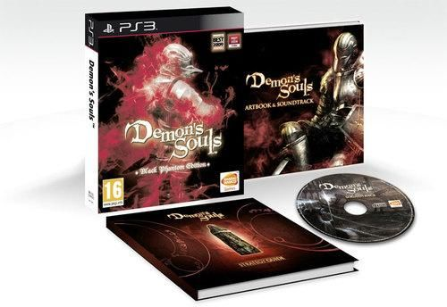 Demon's Souls Coming To Europe In A Lovely Big Box