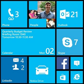 Derde update Windows Phone 8