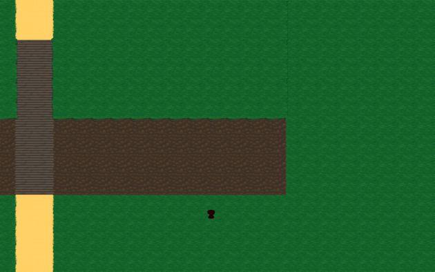 Dev-log: Eerste screenshots! (niet kijken!)