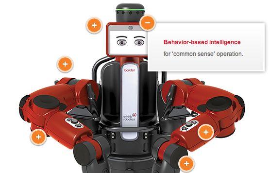 Deze Robot kan het werk van arbeiders overnemen