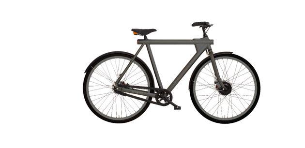 Deze zomer lanceert VANMOOF s' werelds eerste smart bike: de VANMOOF Electrified met geïntegreerd GPS tracking systeem.