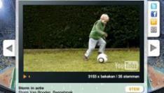 """Discovery WK actie: """"Zet 'm voor(t)"""""""