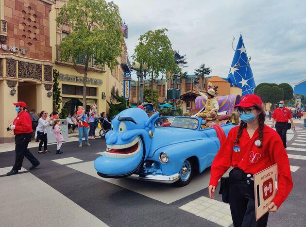 DisneylandParisAladdin