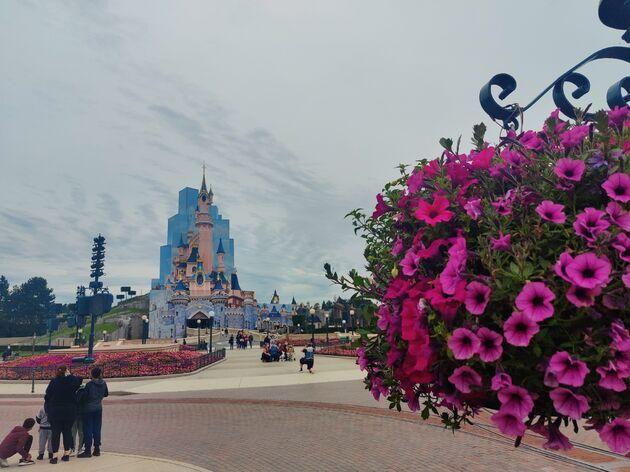 DisneylandParisKasteel