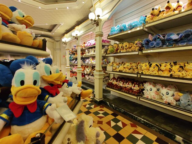 DisneylandParisShops