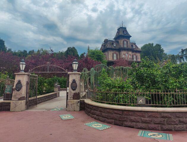 DisneylandParisSpookhuis