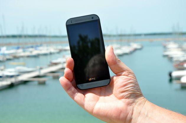 Dit is de HTC One Mini 2